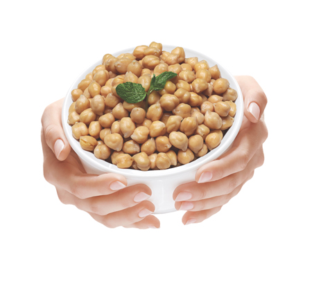 Y-cook Boiled chana