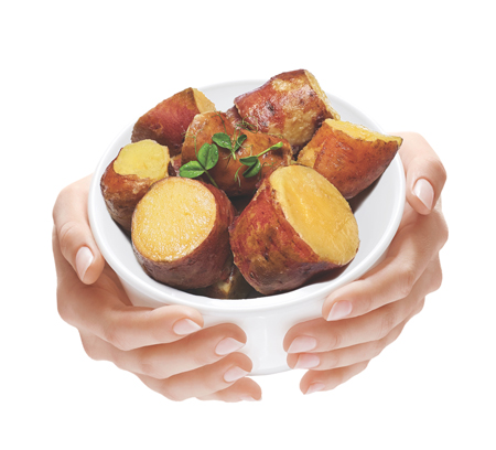 Y-cook Boiled Sweet Potato